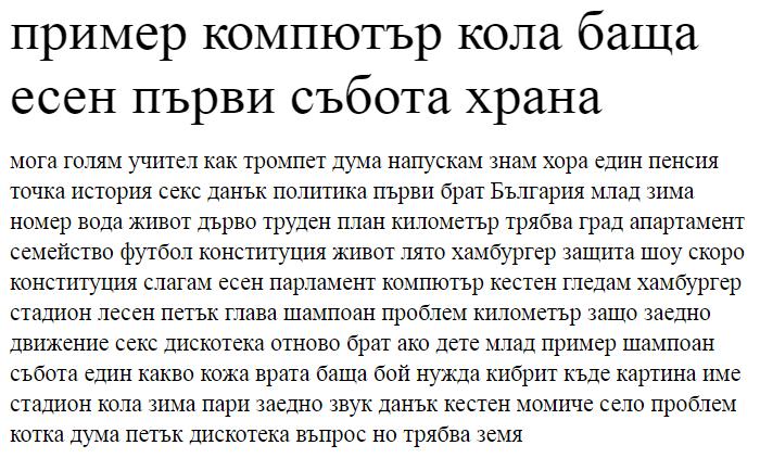 Amaz Obitaem Ostrov Crazy Cyrillic Font