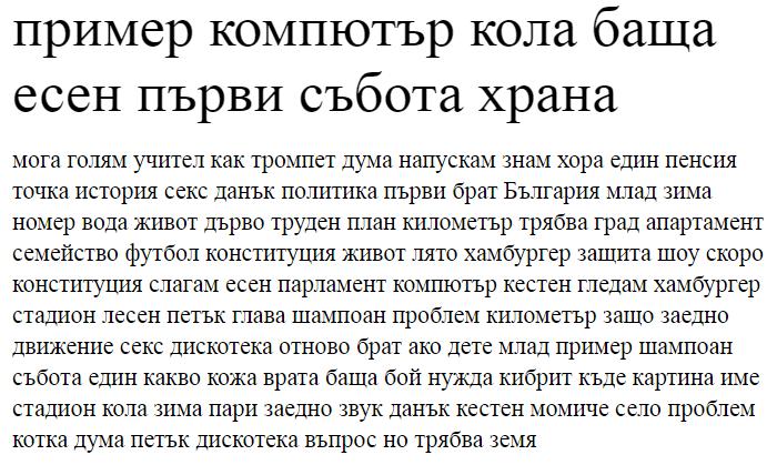 AmazObitaemOstrovV.2 Cyrillic Font